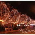 La balade du dimanche : les <b>lumières</b> de <b>Noël</b> à Montbéliard (suite et fin !)