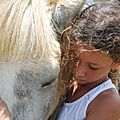 Poney et <b>cheval</b>: un point faible