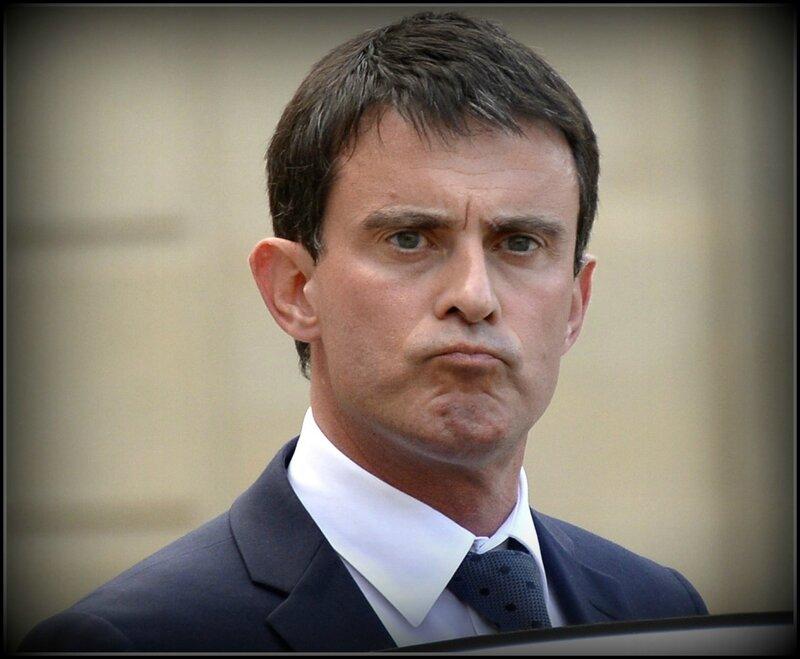 Valls grimaces