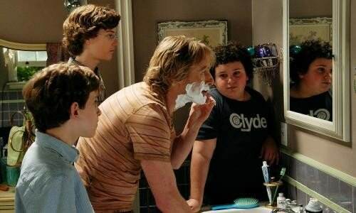 Nate Hartley, Troy Gentile & Owen Wilson