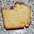 Cake à la marmelade d'<b>orange</b>