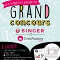 Grand Concours Singer