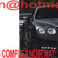 Bentley <b>Continental</b> GT noir mat, Bentley <b>Continental</b> GT noir mat, Bentley <b>Continental</b> GT noir mat, Bentley <b>Continental</b> GT Coveri