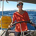 Ma première <b>croisière</b> sur un voilier avec l'UCPA : paradisiaque !