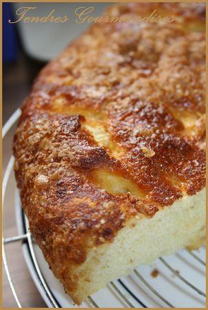 recettes  Tarte au suc