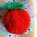 Eponge bubble fraise!