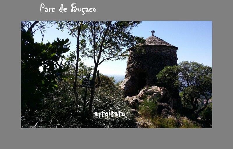 Palais Serra de Buçaco Portugal Artgitato 51 Mata e serra do BuçacoPalácio Hotel do Buçaco