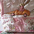 tricot et patchwork