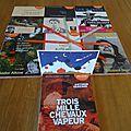 Des livres les vacances