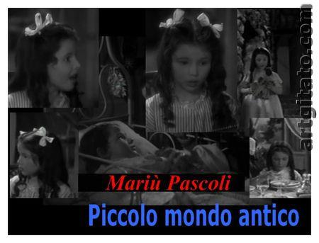 Mariù Pascoli