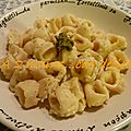 TORTELLINI AUX 3 FROMAGES