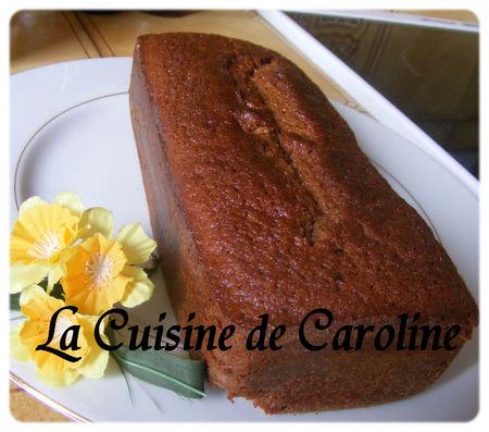 Cake Aux Carambars Sans Beurre