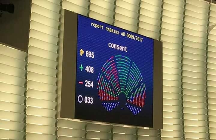 Parlement UE vote CETAjpg