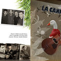 Exclusif ! Le CD de La Canne  swing  <b>Jazz</b> en <b>Touraine</b> 