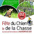 FÊTE DU CHIEN ET DE LA CHASSE - AUTERIVE (31190)