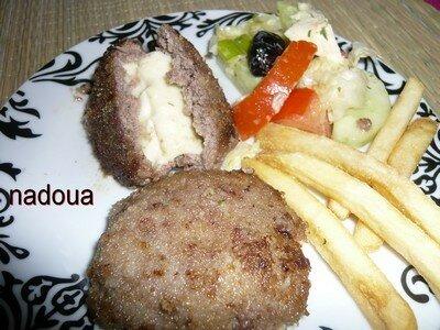recettes  Briouates à la viande hachée