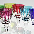 Rares verres Roemer St Louis Guernesey 420 €