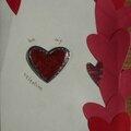 Carte de <b>Saint</b>-<b>Valentin</b>