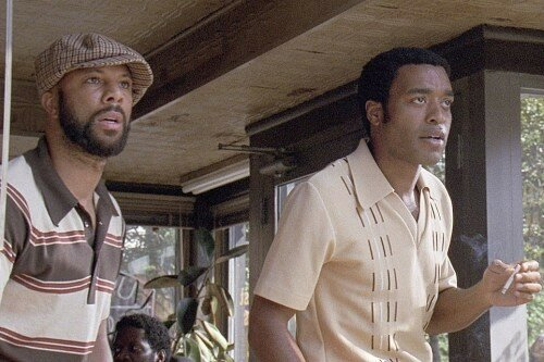 COMMON & CHIWETEL EJIOFOR