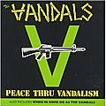 The Vandals - Anarchy Burger