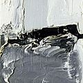 Gerhard Richter, Untitled, Abstracts, 1968, <b>oil</b> on <b>canvas</b>.
