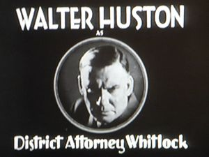 Walter Huston