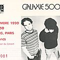 Galaxie 500 - Lundi 19 Novembre 1990 - <b>New</b> <b>Morning</b> (Paris)