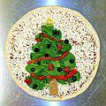 Et si on faisait une pizza pour Noël ?