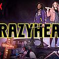 Crazyhead - série 2016 - E4 / <b>Netflix</b>