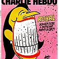 <b>Royal</b>, dernier filtre... - par Juin - Charlie Hebdo N°1215 - 4 novembre 2015