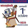 Calendrier ouvertures LPM fin 2016 - La Petite Mercerie <b>Emmaüs</b> Le Plessis-Trévise