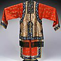 The Peabody Essex Museum's Chinese dresses