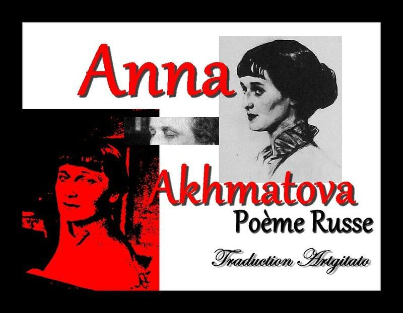 anna akhmatova artgitato poésie russe
