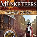 Les Trois <b>Mousquetaires</b> – Extended Edition : le jeu d'objets cachés sur m.Mobijeux !