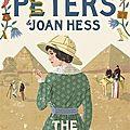 The painted queen ❉❉❉ Elizabeth Peters et Joan Hess