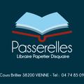 LES ANIMATIONS A LA LIBRAIRIE PASSERELLES DE VIENNE...