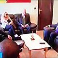 Une délégation du FN reçue par un ministre de la République Démocratique Congolaise