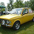 <b>FIAT</b> 128 berline 2 portes