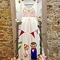 Figurines personnalisées boutique mariage Fabienne Alagama