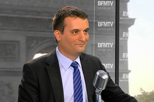 Philippot BFM-TV