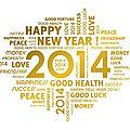 Mes <b>bonnes</b> <b>résolutions</b> pour 2014 / My plans for 2014