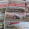 mon journal france -<b>antilles</b>