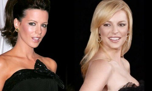 Kate Beckinsale & Katherine Heigl