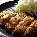 Ton-Katsu sans friture