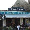 Cap'O Bar Perros Guirec Côtes-d'Armor bar