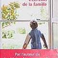 L'<b>Ecrivain</b> de la famille de Grégoire Delacourt
