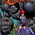 Pack VF Battle Chasers 1 à 5