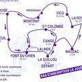 WeGy 50 km de Lalinde