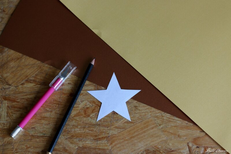 guirlande étoiles 2015 #1