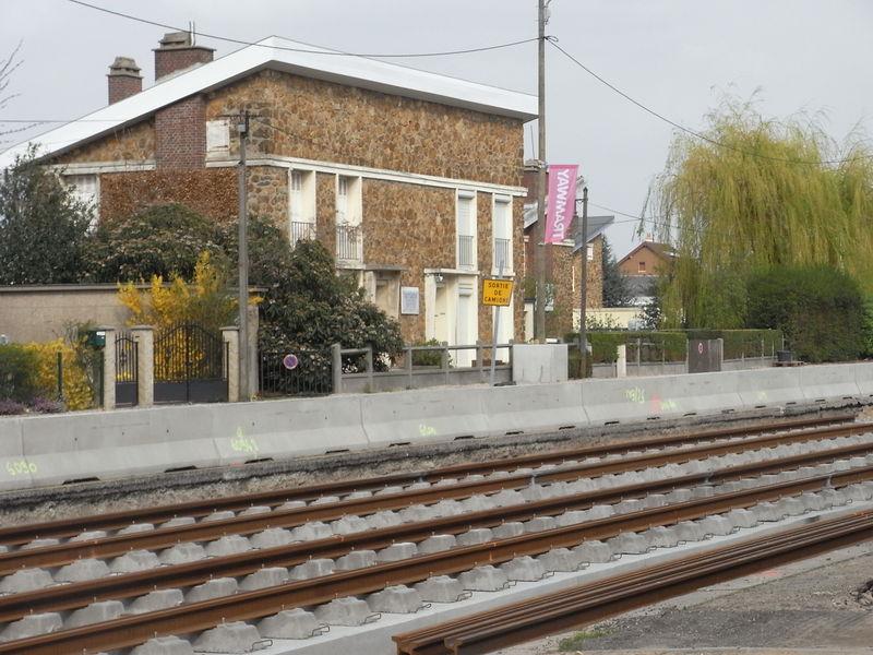 Tramway : En direct du chantier - Page 3 63148163